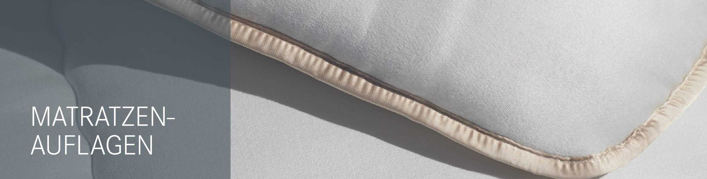 Matratzenauflagen & Topper