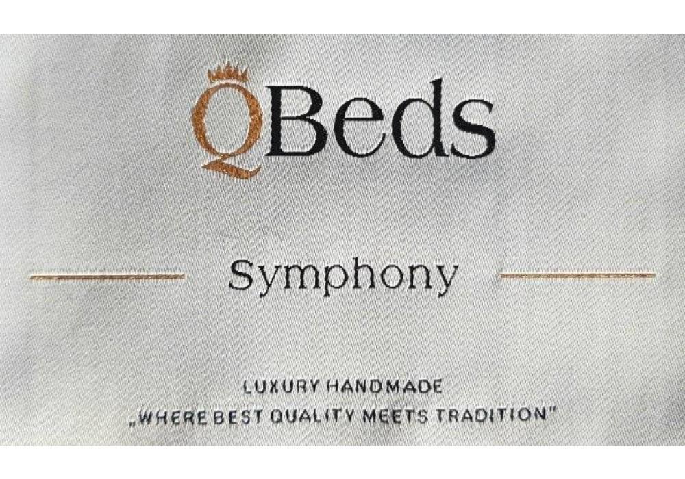 QBeds Topper Symphony