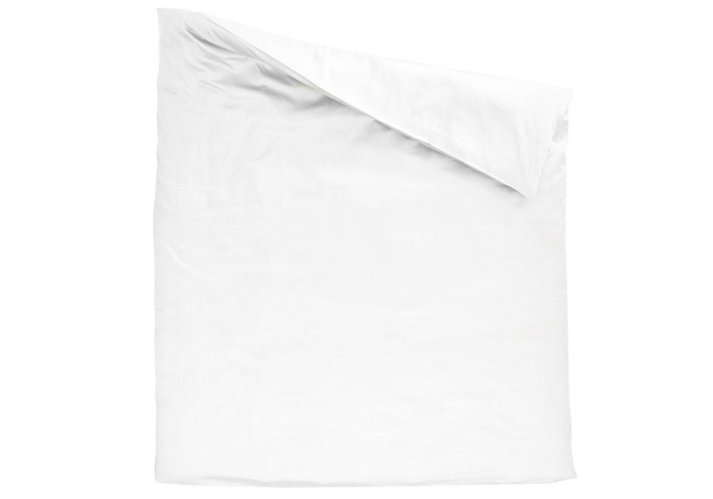 """Die Bettwäsche """"ten"""" aus 100% Baumwoll Perkal mit modernem Stone-Washed-Effekt"""
