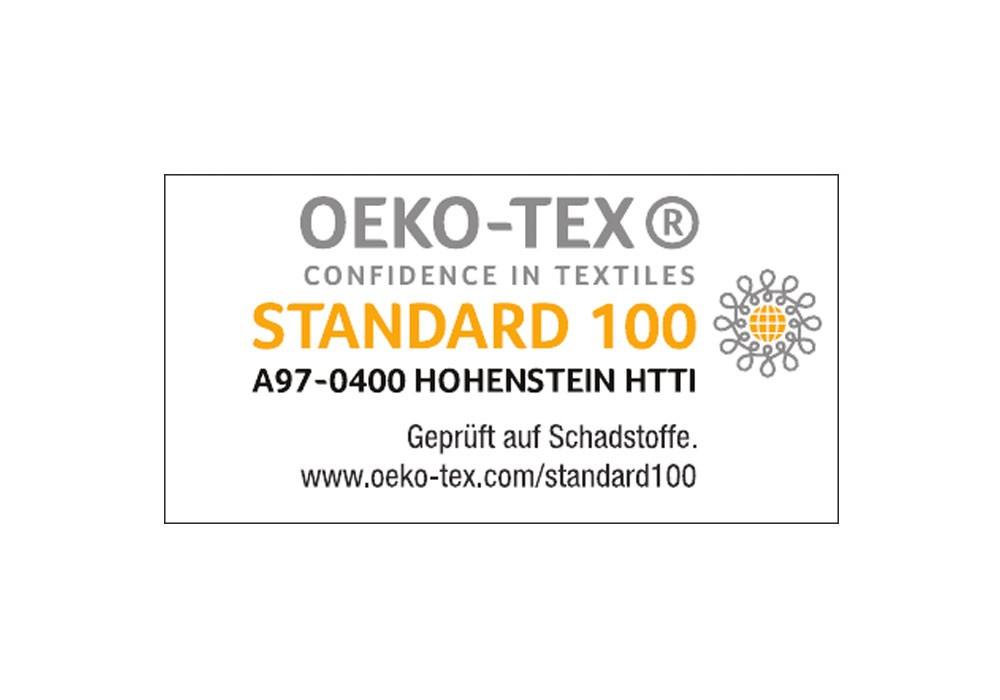 OEKO-TEX Standard für Lattoflex Produkte