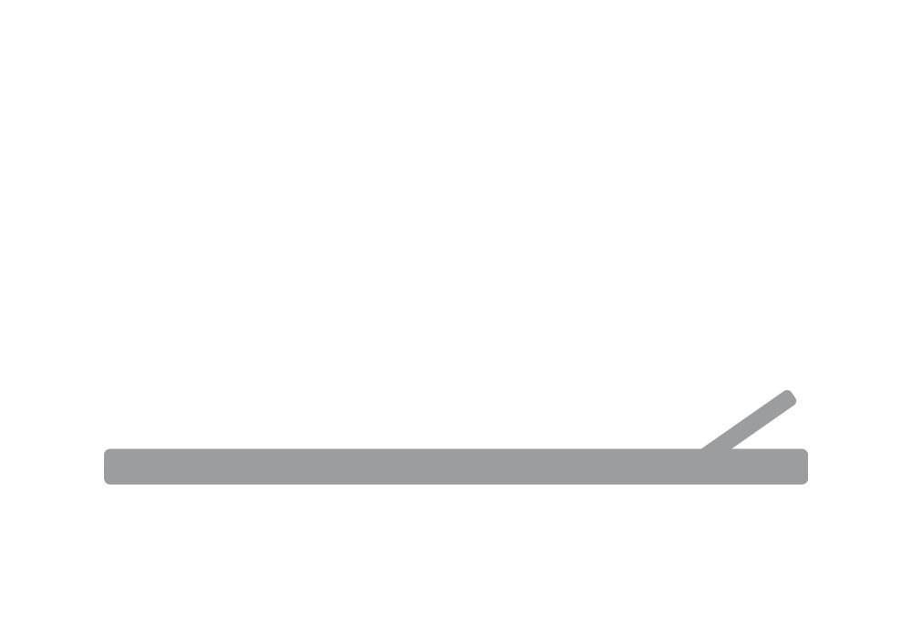 Einlegerahmen Thevo 910 - Kopfverstellung manuell, 5-stufig