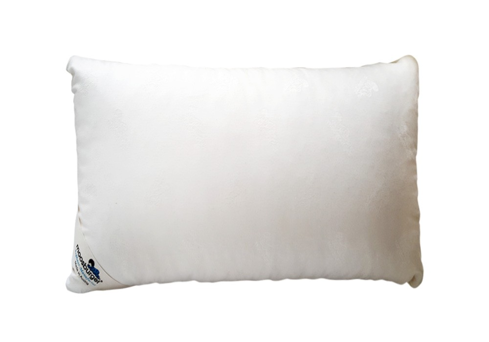 Moosburger | Kopfkissen | Rosshaarkissen G-SH, Naturmaterialien, 50x70 cm, 100% Natur
