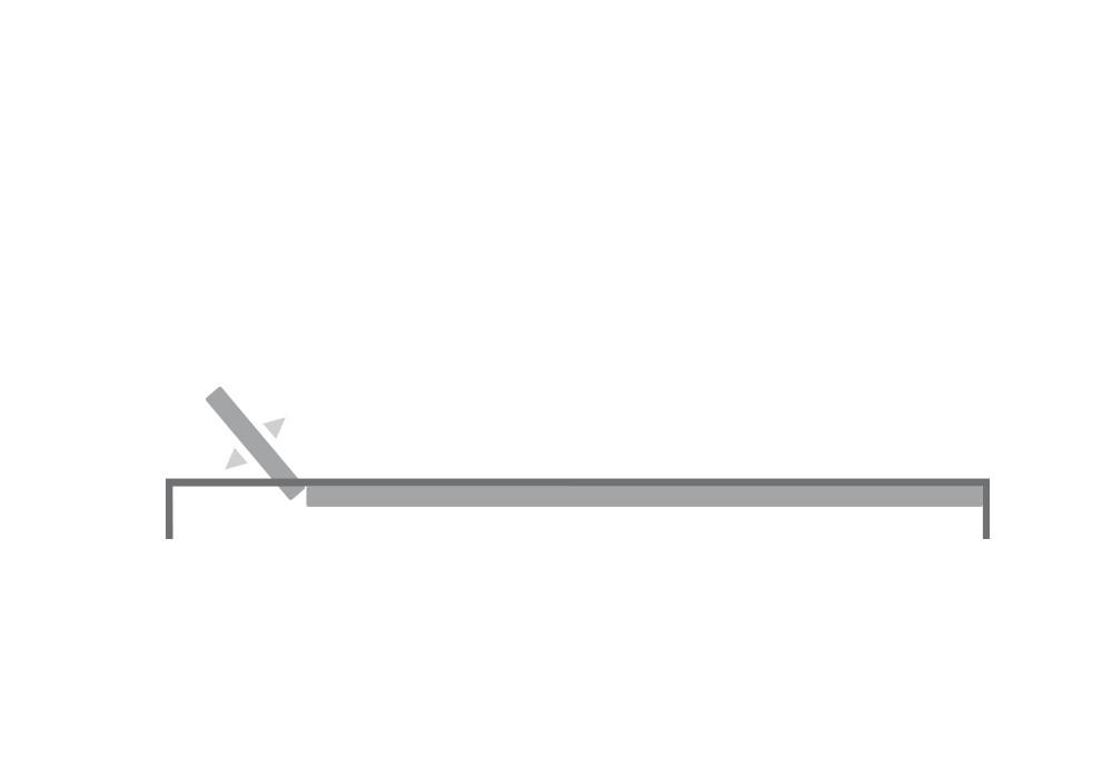SCHRAMM | Untermatratze | UM-10 Vektor