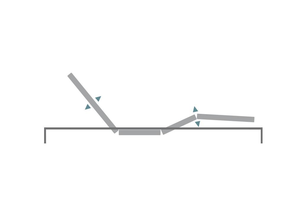 SCHRAMM | Untermatratze | UM-100 Junior Vektor