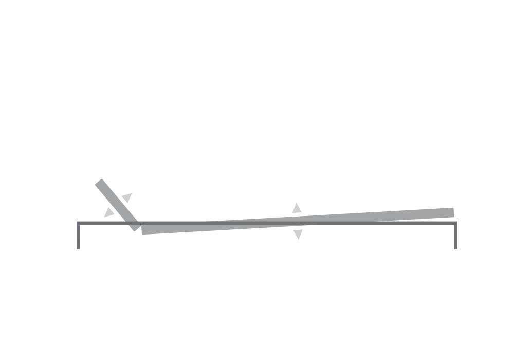 SCHRAMM | Untermatratze | UM-0-20 Grafik