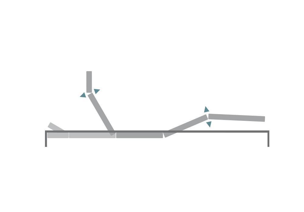 SCHRAMM   Untermatratze   UM-200 Grafik