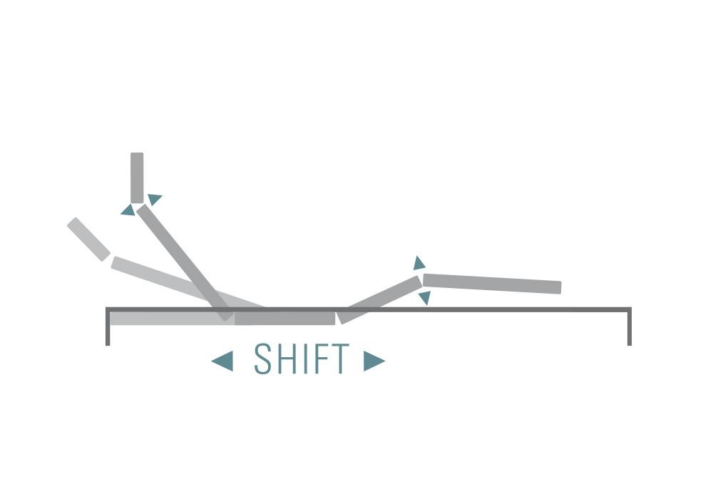 SCHRAMM | Untermatratze | UM-401 Grafik