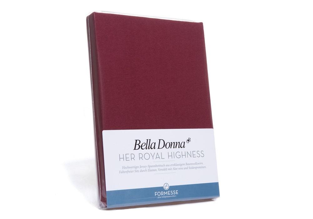 Das Spannbetttuch Bella Donna Jersey von Formesse - Beste Qualität aus Germany