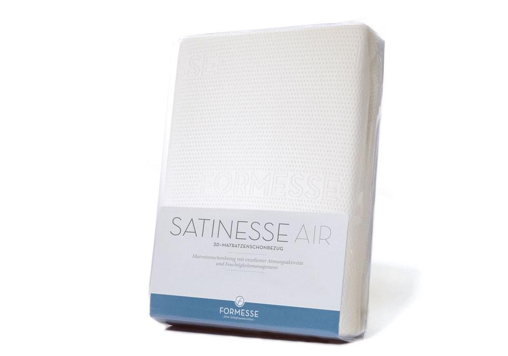 Satinesse Air Schonbezug für optimalen Wärme- & Druckausgleich ✓ Handmade in Germany ✓  ➥ gleich Online bestellen bei LEENERS® Qualitätsbetten