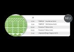 TEMPUR®   Matratze   Hybrid Luxe 30 Aufbau