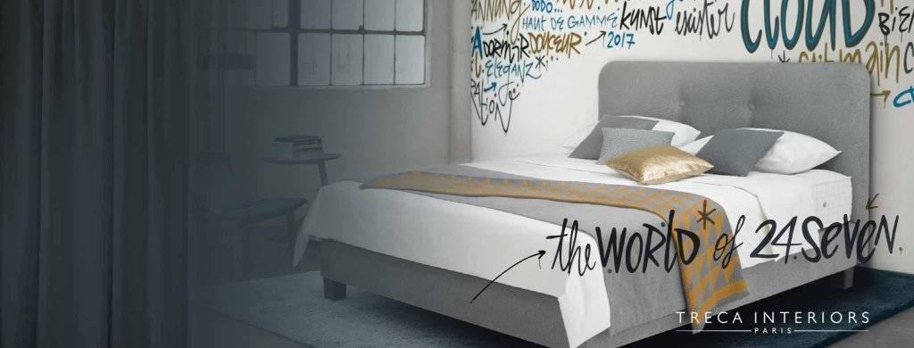 boxspringbetten und luxusbetten in einem shop leeners. Black Bedroom Furniture Sets. Home Design Ideas